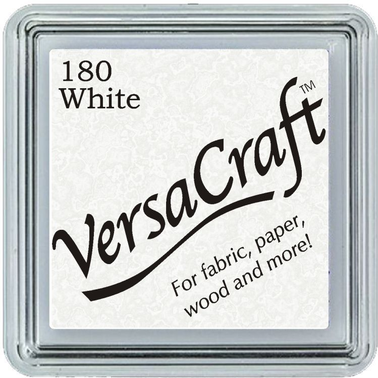 Versacraft Ink Pad Real Black (fabric, wood, paper etc)