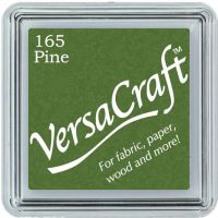 Versacraft Ink Pad Pine (fabric, wood, paper etc)