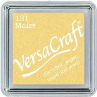 Versacraft Ink Pad Maize (fabric, wood, paper etc)