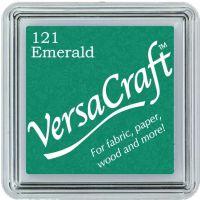 Versacraft Ink Pad Emerald(fabric, wood, paper etc)