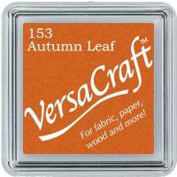 Versacraft Ink Pad Autumn Leaf (fabric, wood, paper etc)