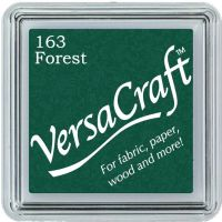 Versacraft Ink Pad Forest (fabric, wood, paper etc)