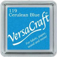 Versacraft Ink Cerulean Blue (fabric, wood, paper etc)
