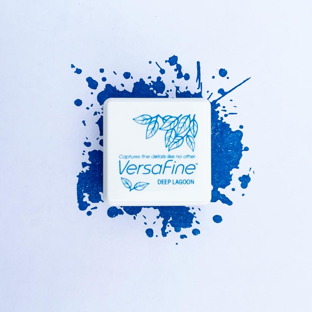 Deep Lagoon Versafine Ink