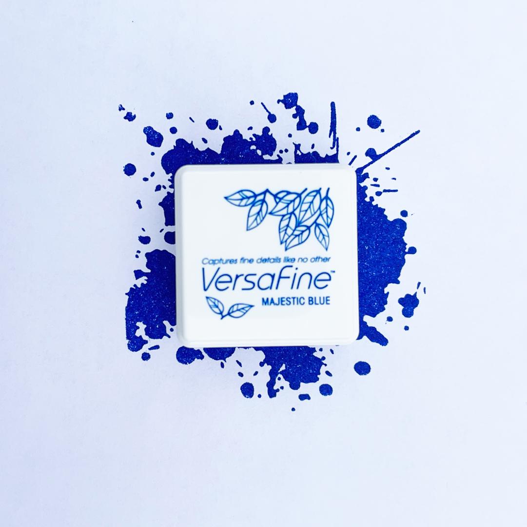 Majestic Blue Versafine Ink