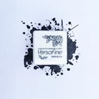 Onyx Black Versafine Ink