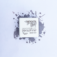 Smokey Grey Versafine Ink