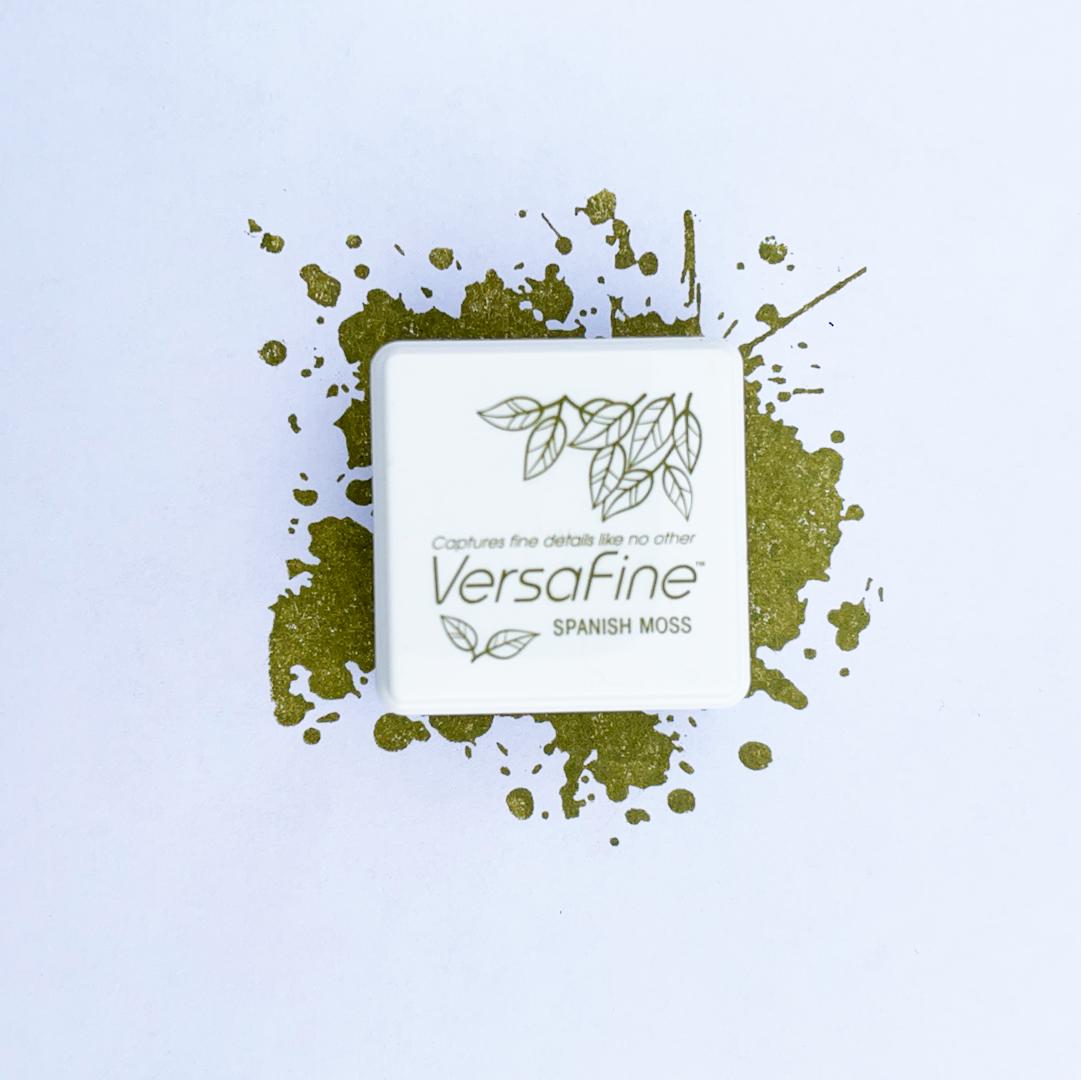 Spanish Moss Versafine Ink