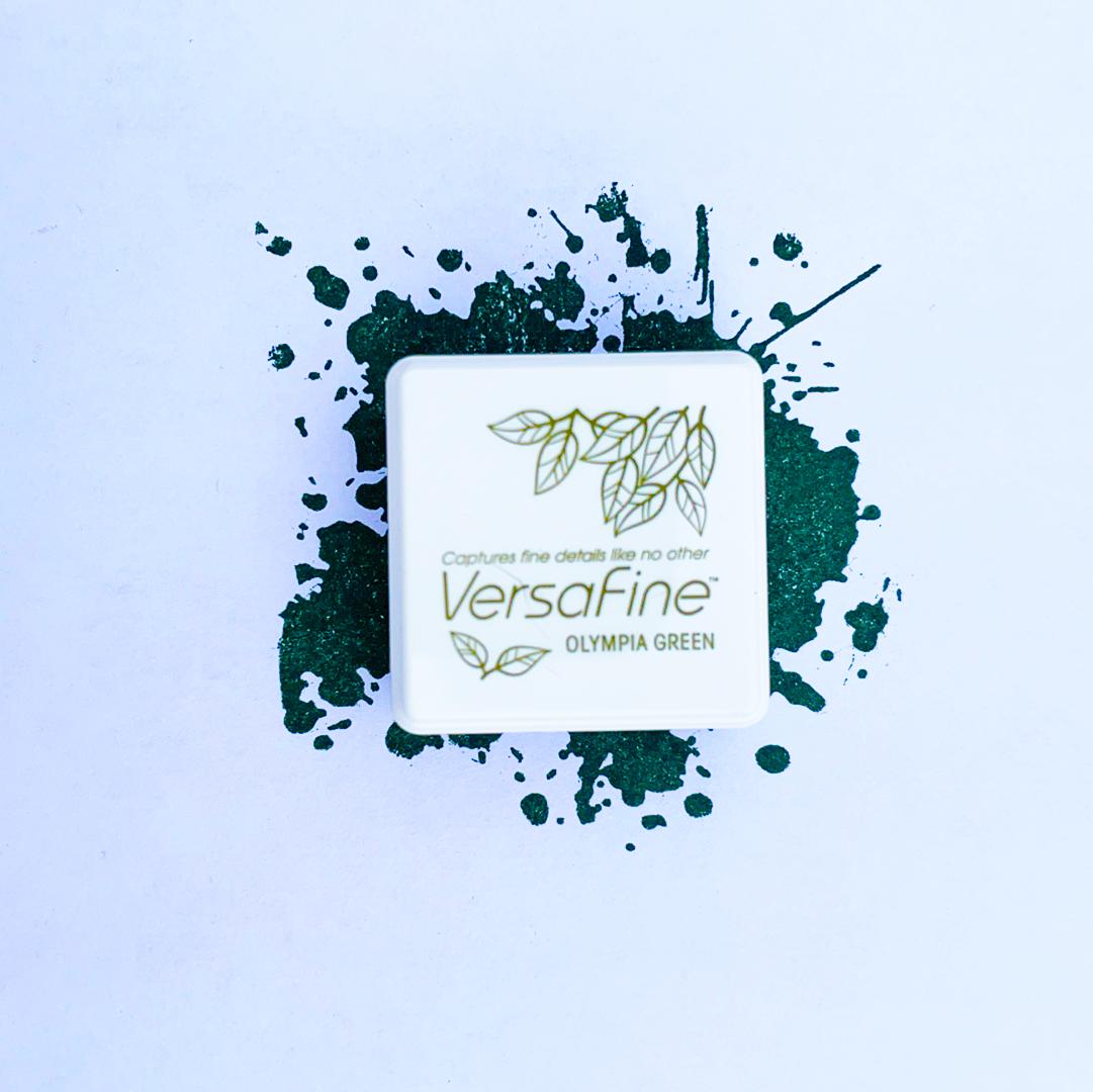 Olympic green Versafine Ink