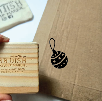 Bauble stamp