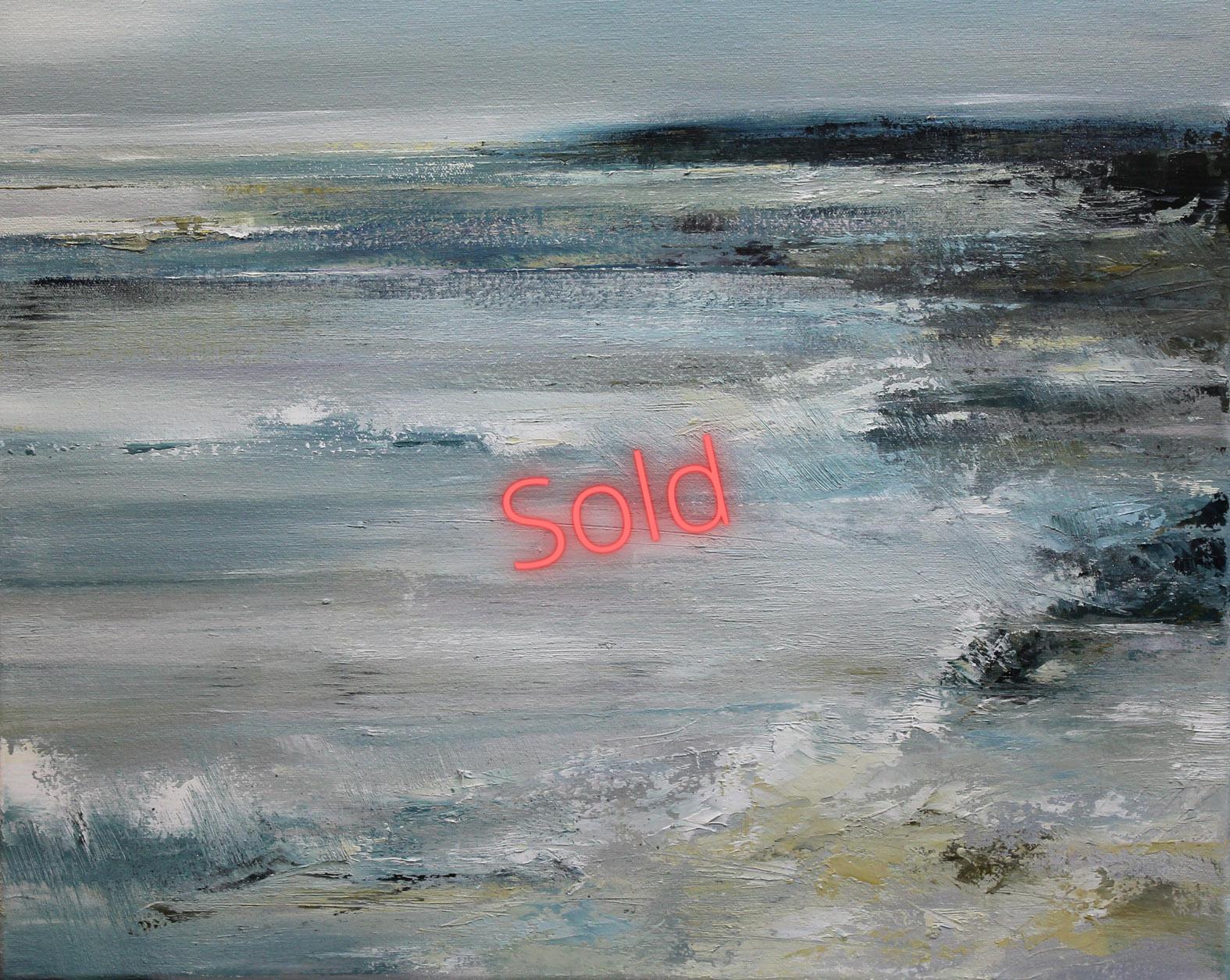 """""""Gentle Tides"""" Sold"""