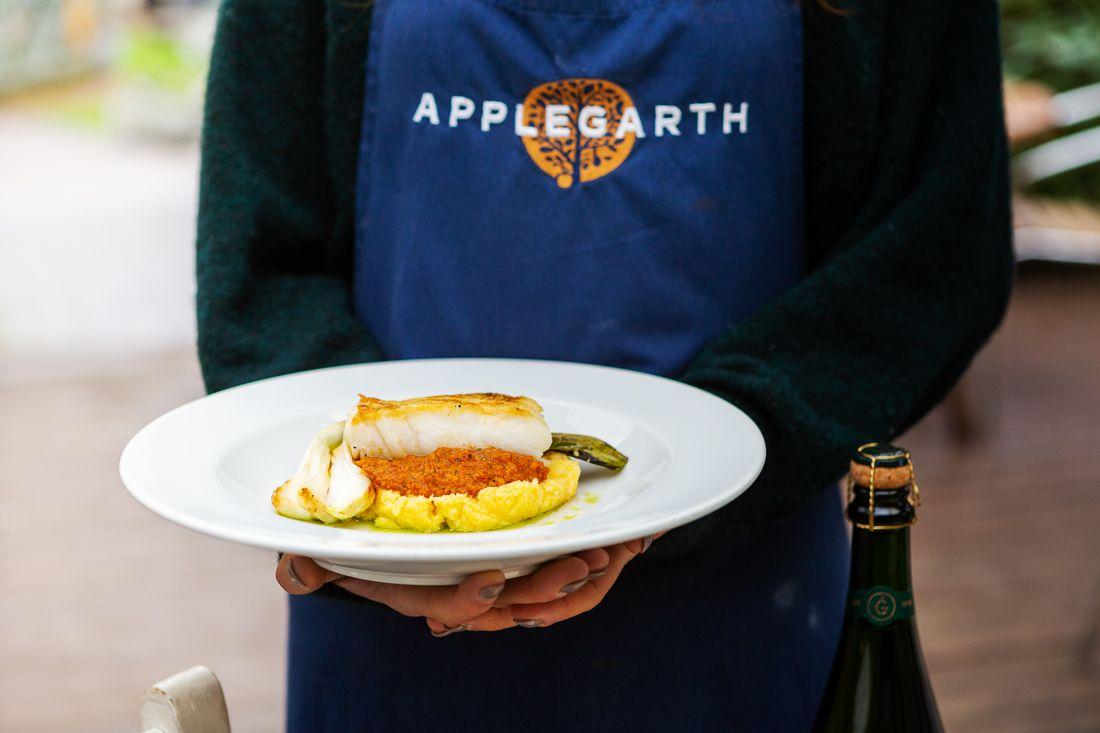 food at applegarth