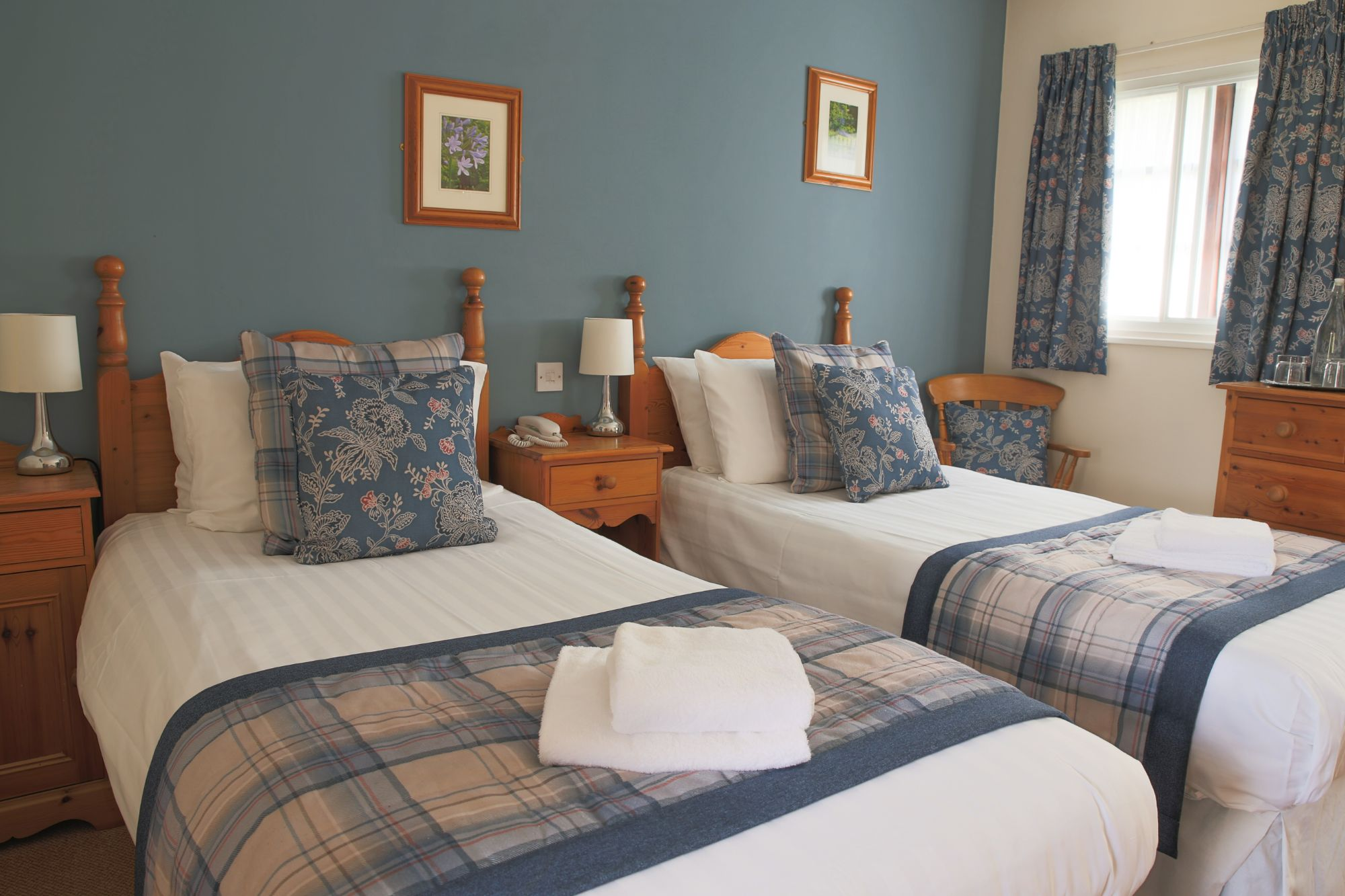 example accommodation at the The Greyhound Inn