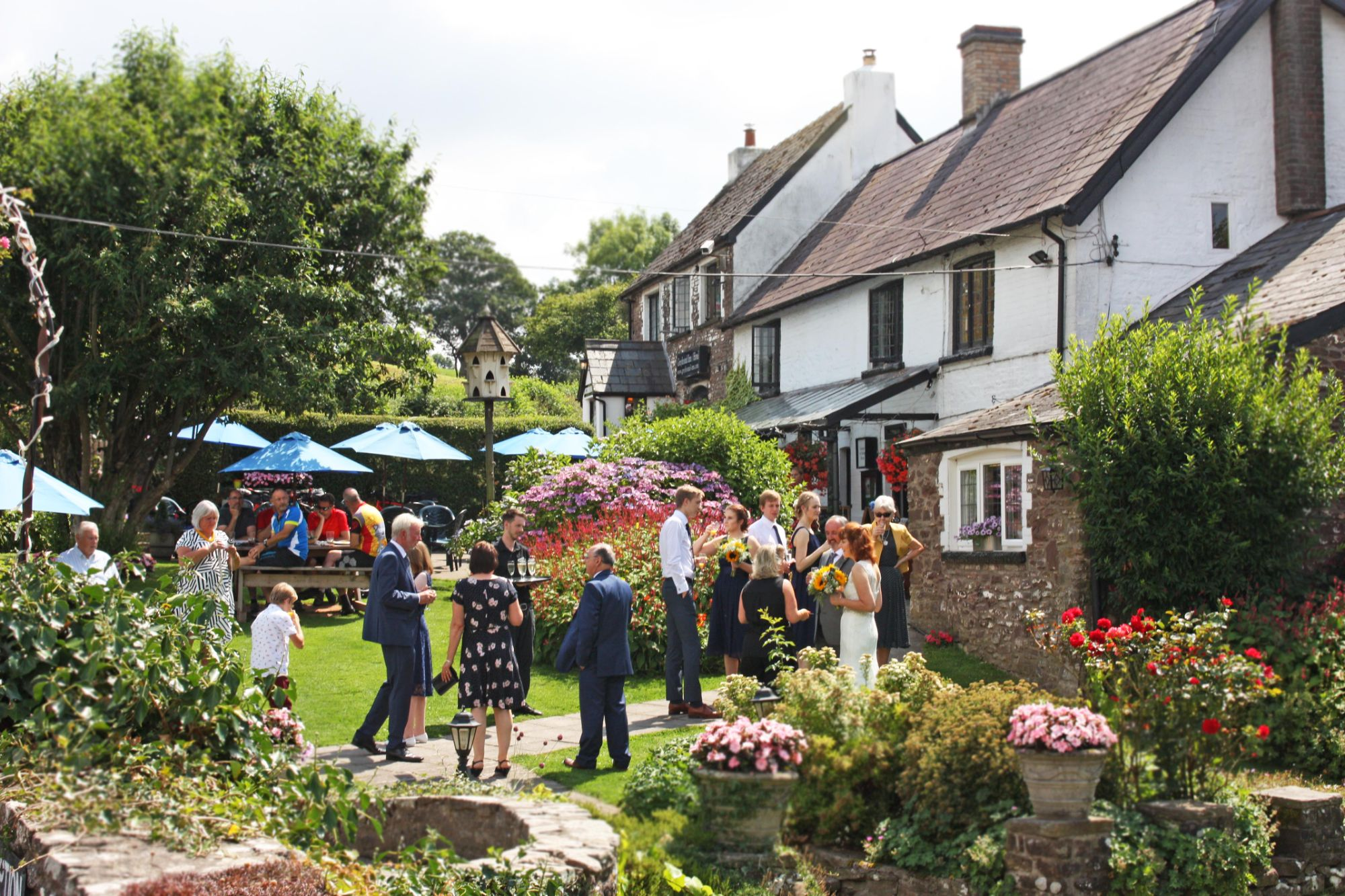outdoor party hire venue