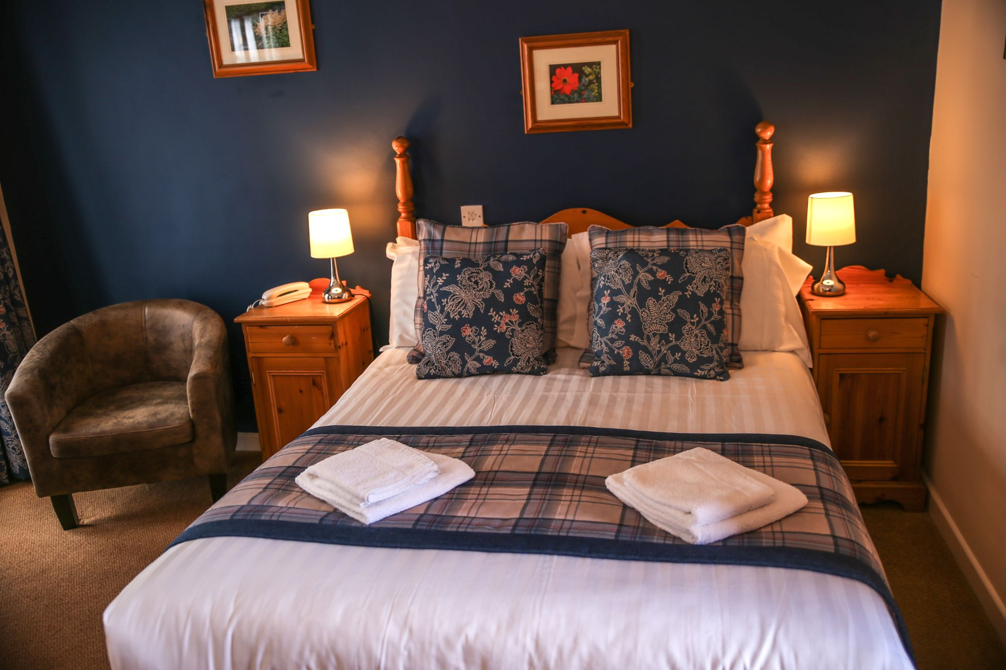 example accommodation at the The Greyhound Inn 2