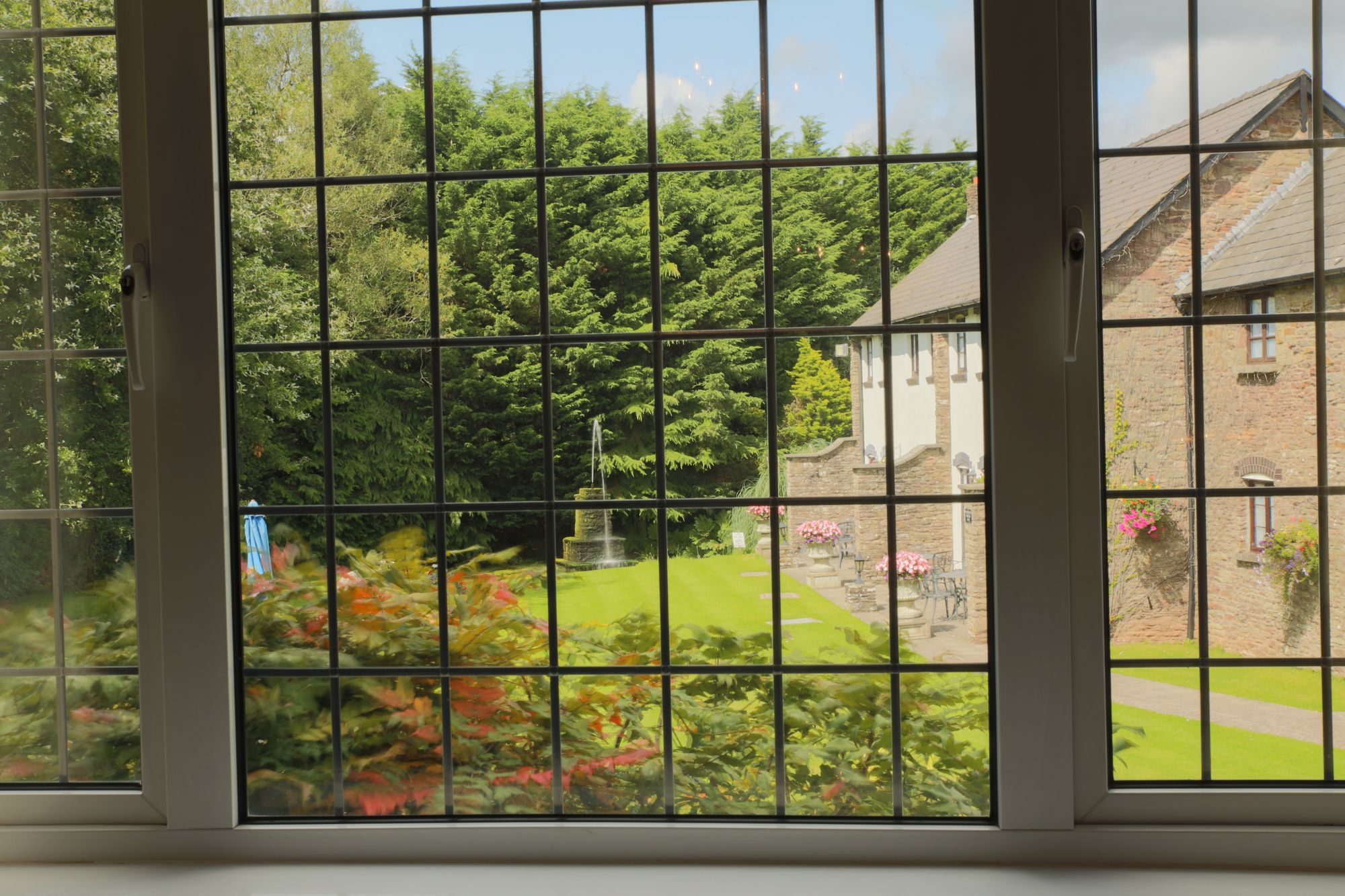 example accommodation view at the The Greyhound Inn