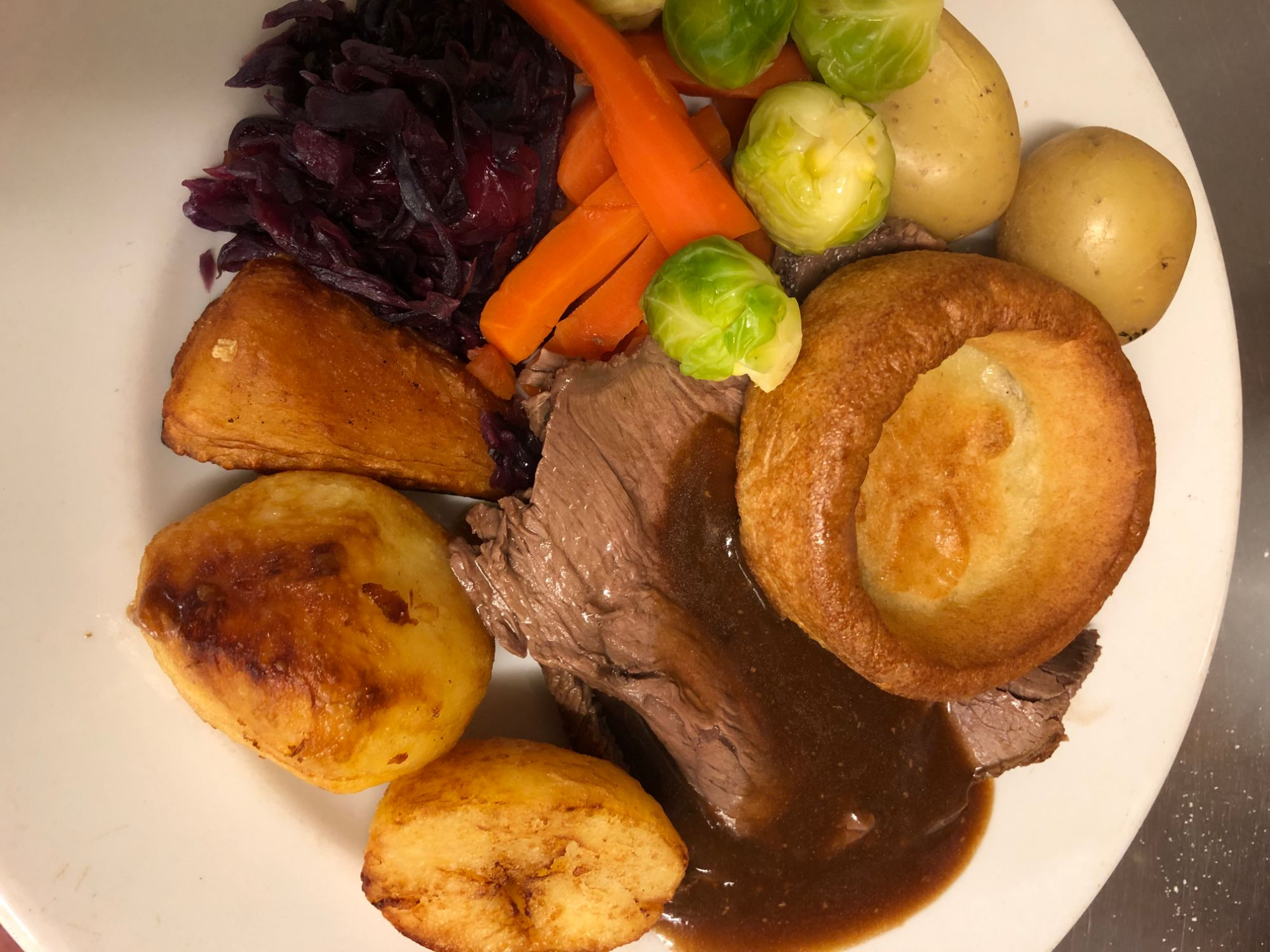 best roast beef lunch
