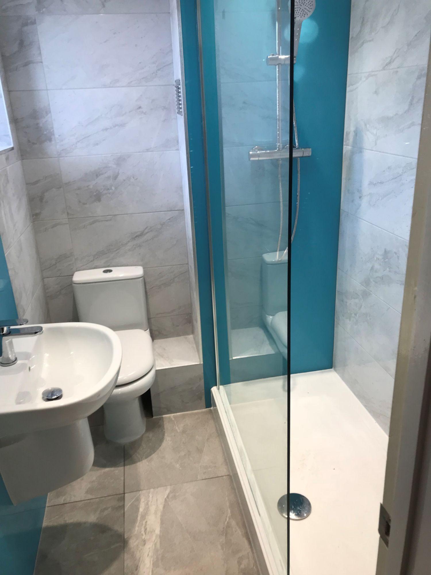 New Bathroom Room 1 April 2019