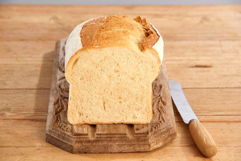 Small White farmhouse Loaf