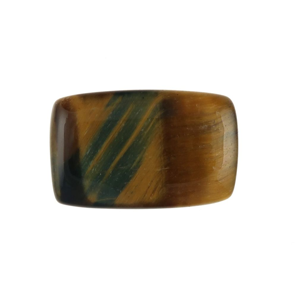 Tiger's-eye/Hawk's-eye cabochon