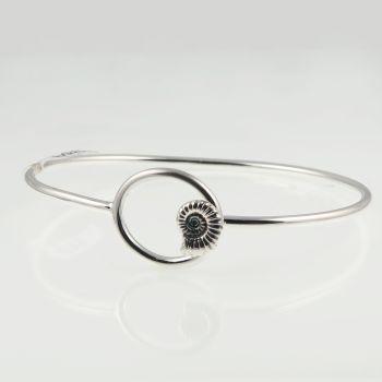 Ammonite bangle
