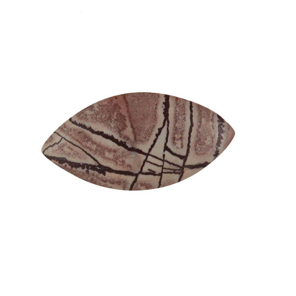 Sonora dendritic jasper cabochon