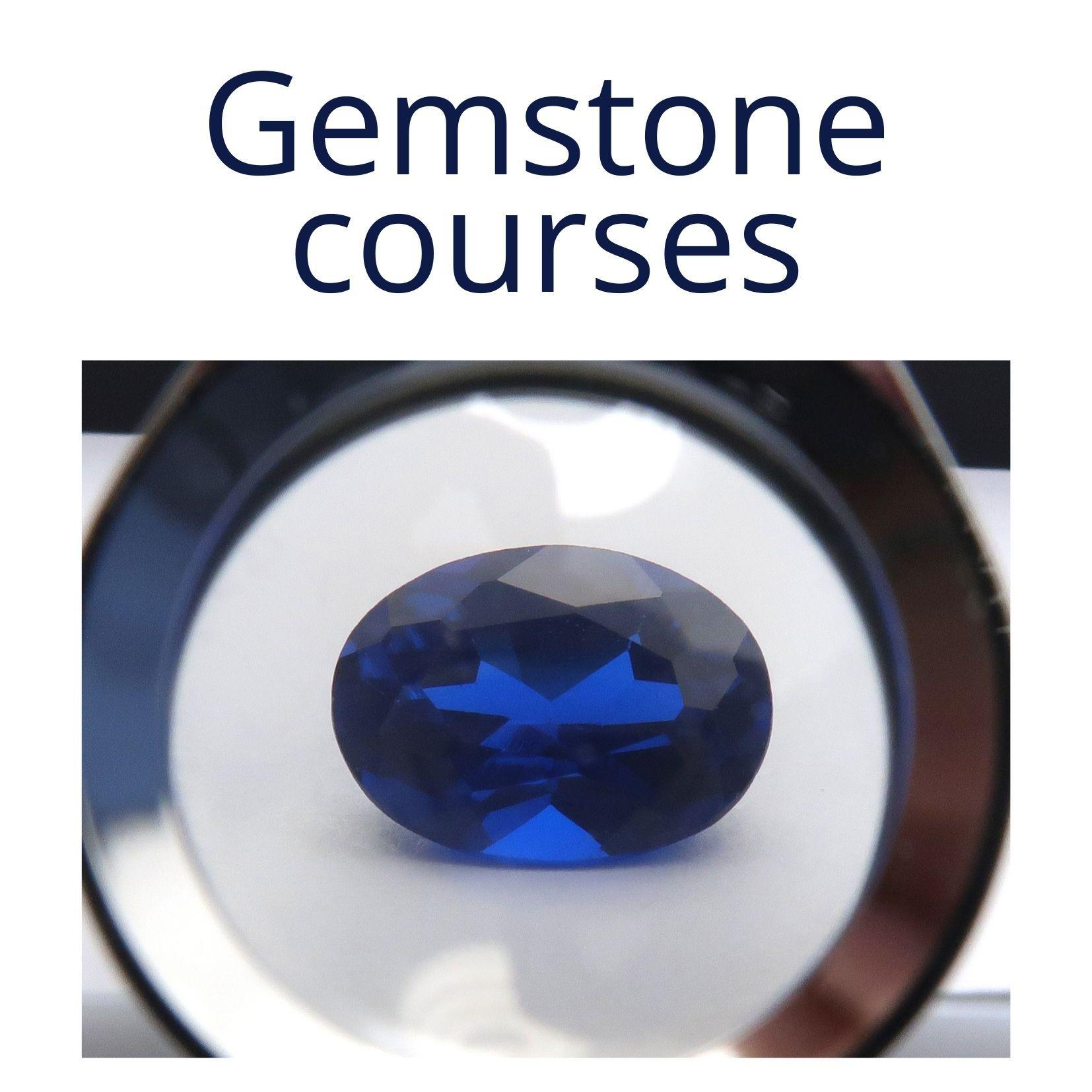 Sally Spencer Gemstones logo