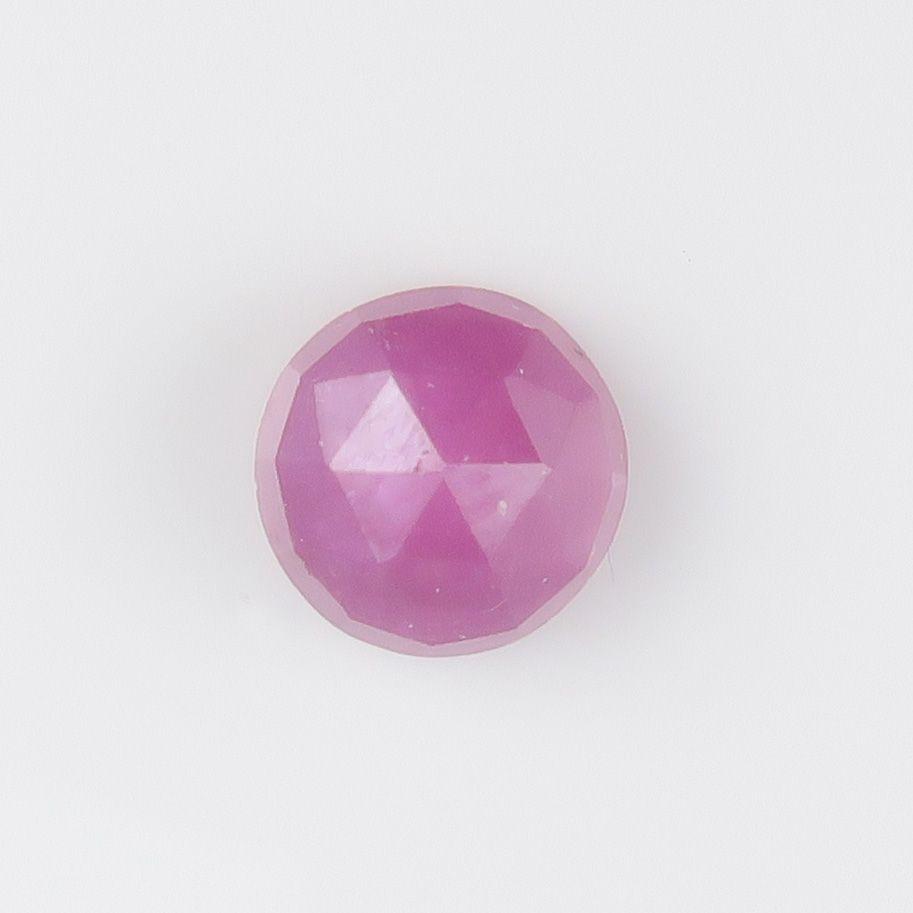 Sapphire rosecut