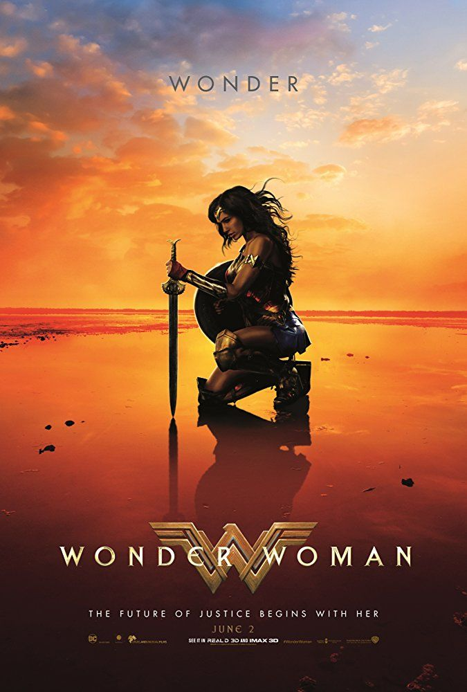 Cinebling Movie Review Wonder Woman