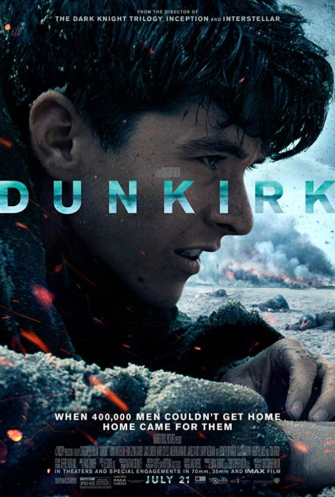 Cinebling Movie Review Dunkirk