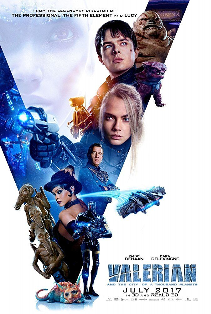 Cinebling Movie Review Valerian