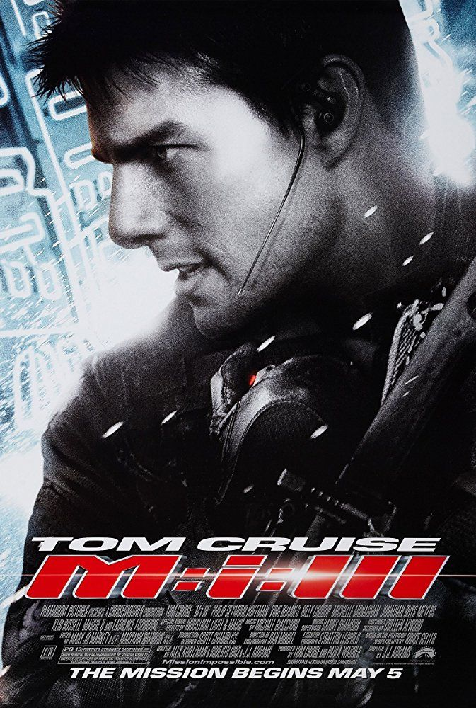 Cinebling Movie Review Mission Impossible 3