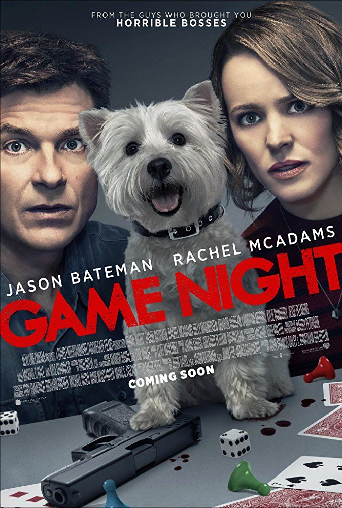 Cinebling Movie Review Game Night