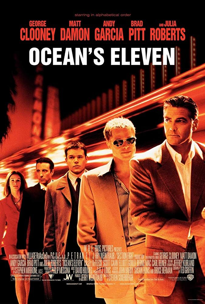 Cinebling Movie Review Oceans Eleven