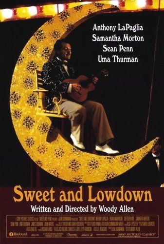 Cinebling Movie Review Sweet and Lowdown
