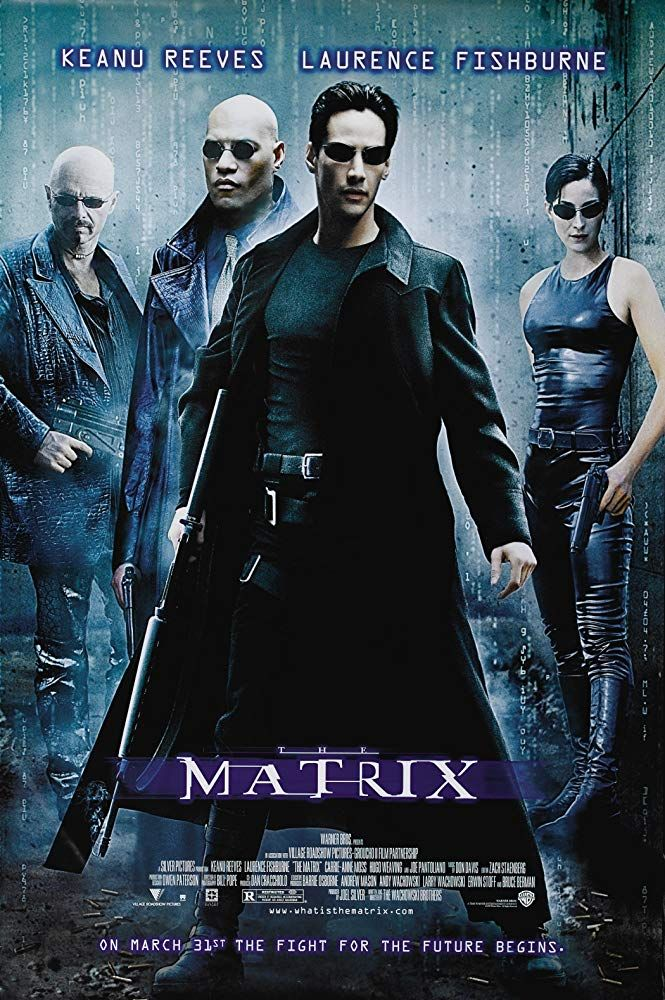 Cinebling Movie Review The Matrix