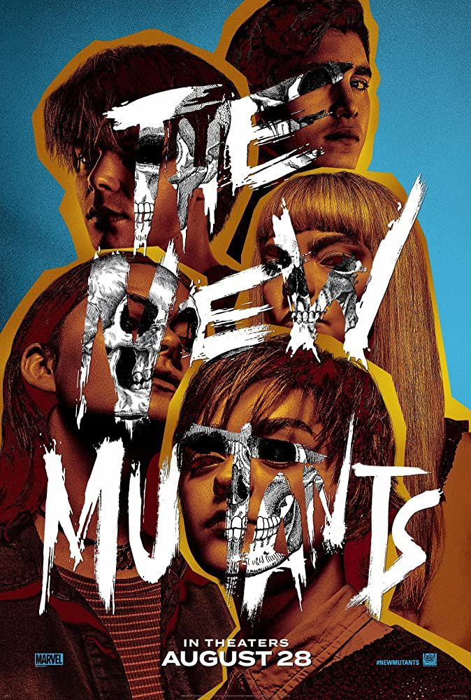 Cinebling Movie Review The New Mutants