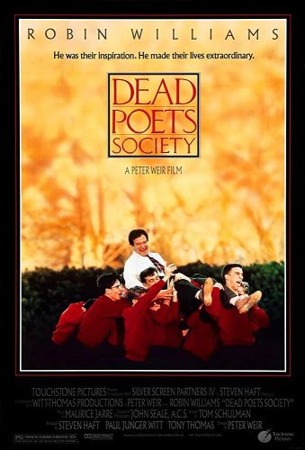 Cinebling Movie Review Dead Poets Society
