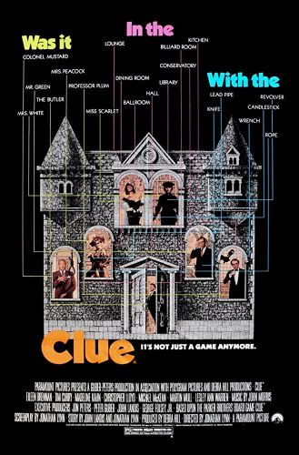 Cinebling Movie Review Clue