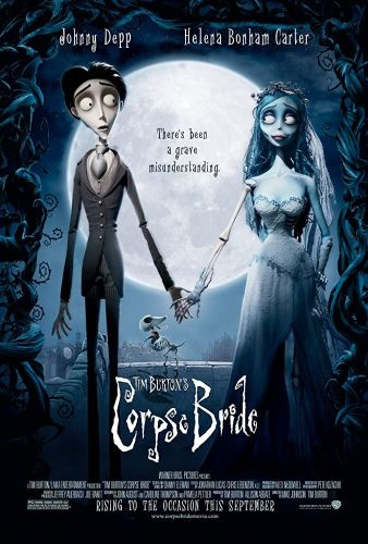 Cinebling Movie Review Corpse Bride
