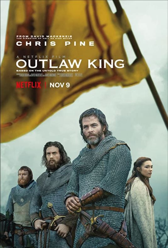 Cinebling Movie Review Outlaw King