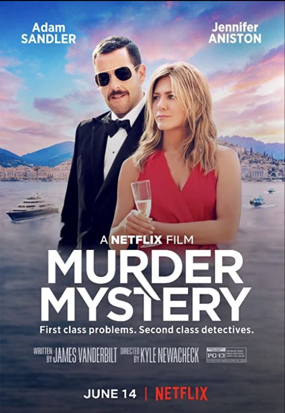 Cinebling Movie Review Murder Mystery
