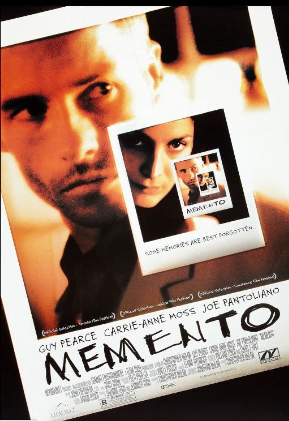 Cinebling Movie Review Memento