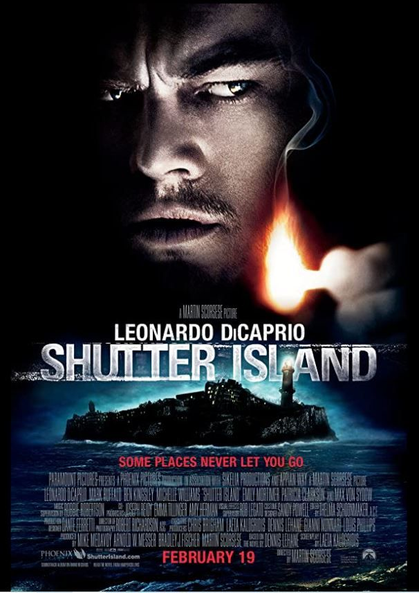 Cinebling Movie Review Shutter Island