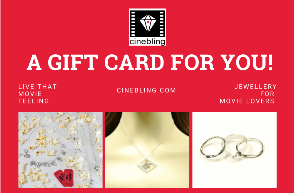 Cinebling Gift Card