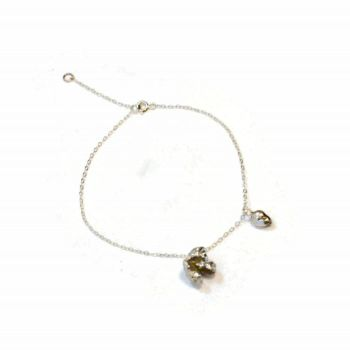Perfectly Popped Double Charm Bracelet