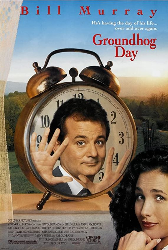 Cinebling Movie Review Groundhog Day