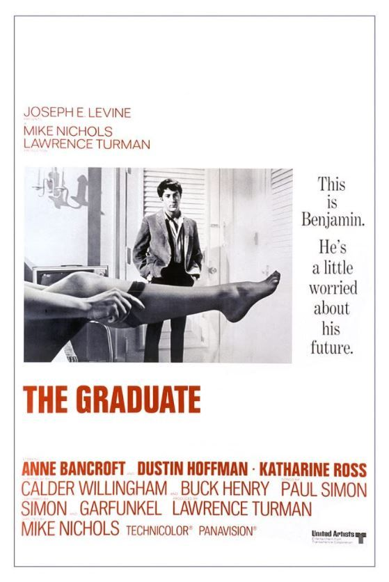 Cinebling Movie Review The Graduate
