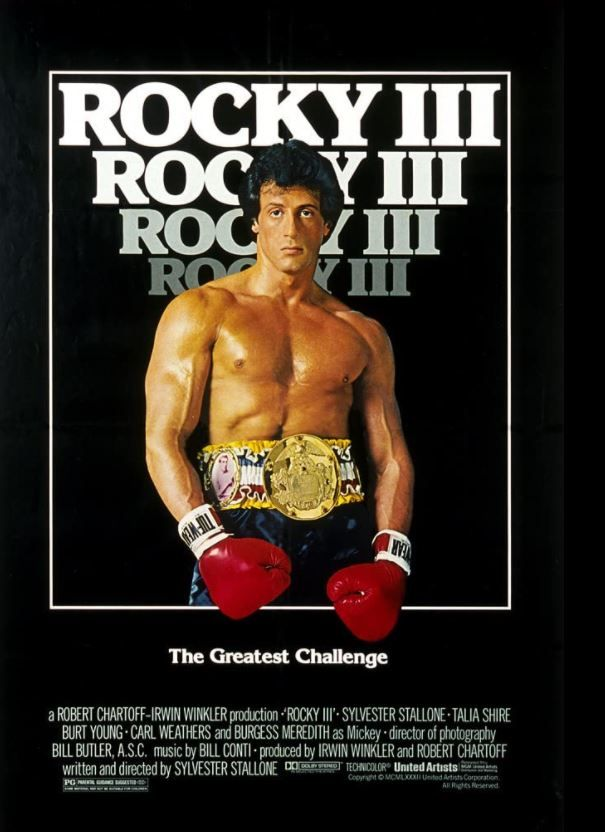 Cinebling Movie Review Rocky III