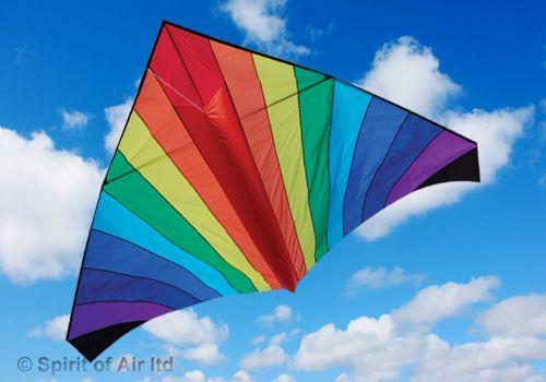 Delta kite aerial kit